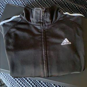 Adidas Boys Size 6 Zip Jacket